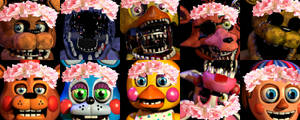 Beautiful Nightmares (FNAF 2 Icon Request)