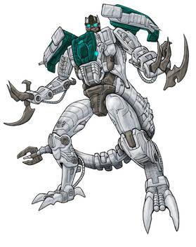 Shattered Glass Dinobot 2