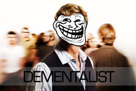 Dementalist by d-bliss