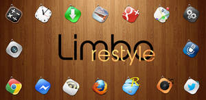 Limbo Restyle HD - Premium Android Icon Pack