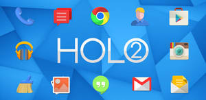 Holo2 - Android Premium Icon Pack