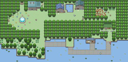 Complete Havenwood Town