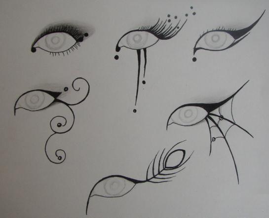 Makeup Design Ideas by Mansonite6669