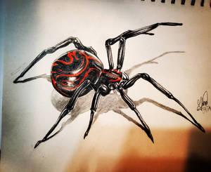 'Black Widow'.