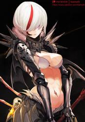 Demon hunter-B-LIN--C-250