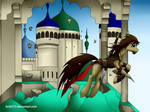 Prince of Persia by brab777