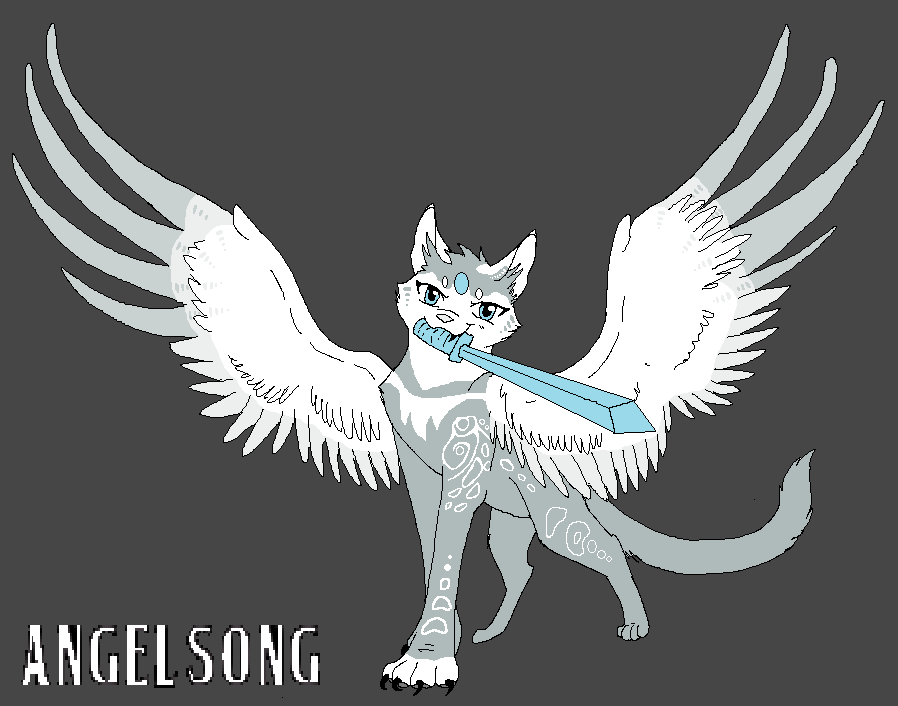 Angelsong by Toxic-Pink-Wolf