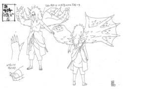 Sasuke Uchiha (Second State)