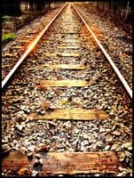 Railway. by Nibander