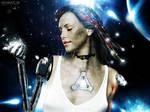 Charlize Theron Cyborg