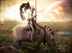 End of an epic battle by renanciocmonte