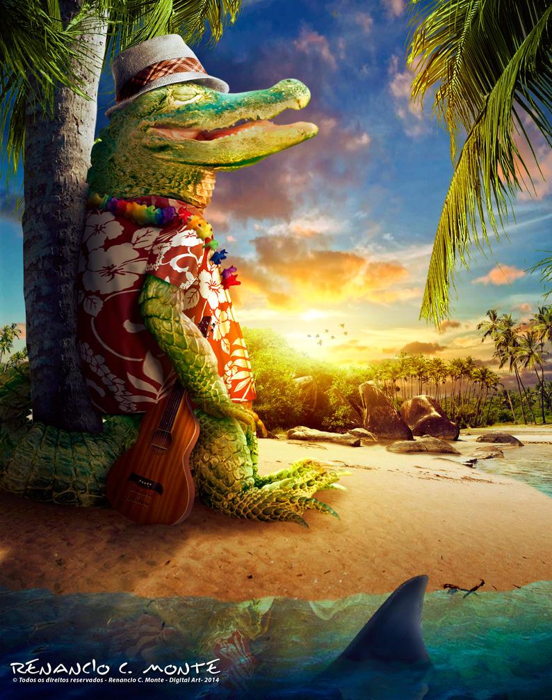Aloha ZzZzZz by renanciocmonte