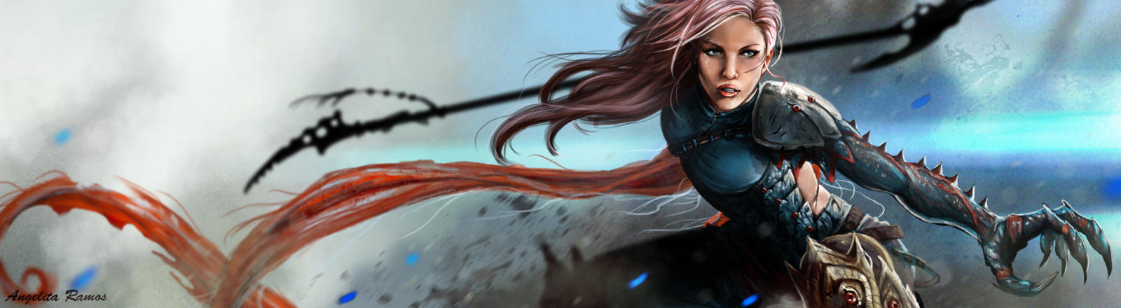 Lightning by AngelitaRamos