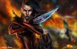 Burning Suns: Cyborg Reavers
