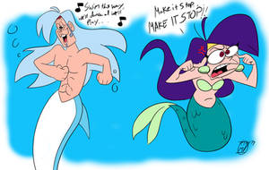 Mighty Magiswords MerMay Edition