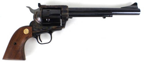 Colt New Frontier Single Action Revolver.