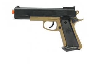 Cybergun Colt MK IV Spring Airsoft Pistol by guardmn