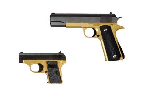 M1911 and M1908 Pocket Pistol