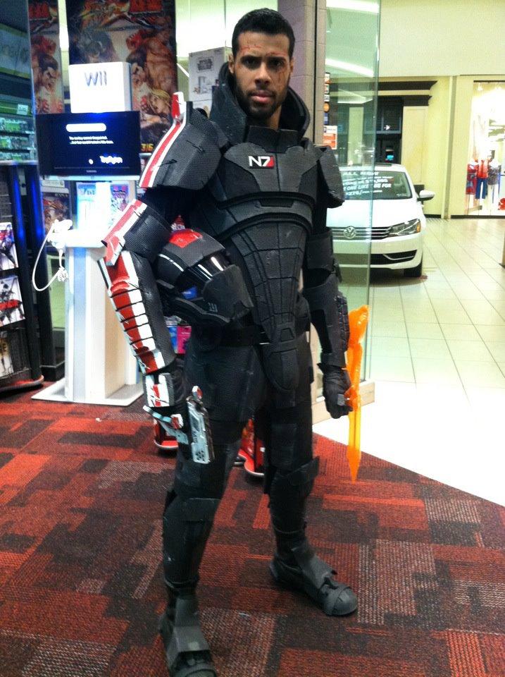 Shepard N7 Build by AFXtuming
