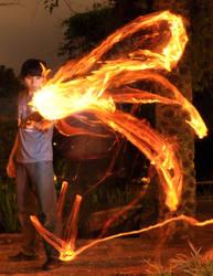 mengontrol api by killythirsk