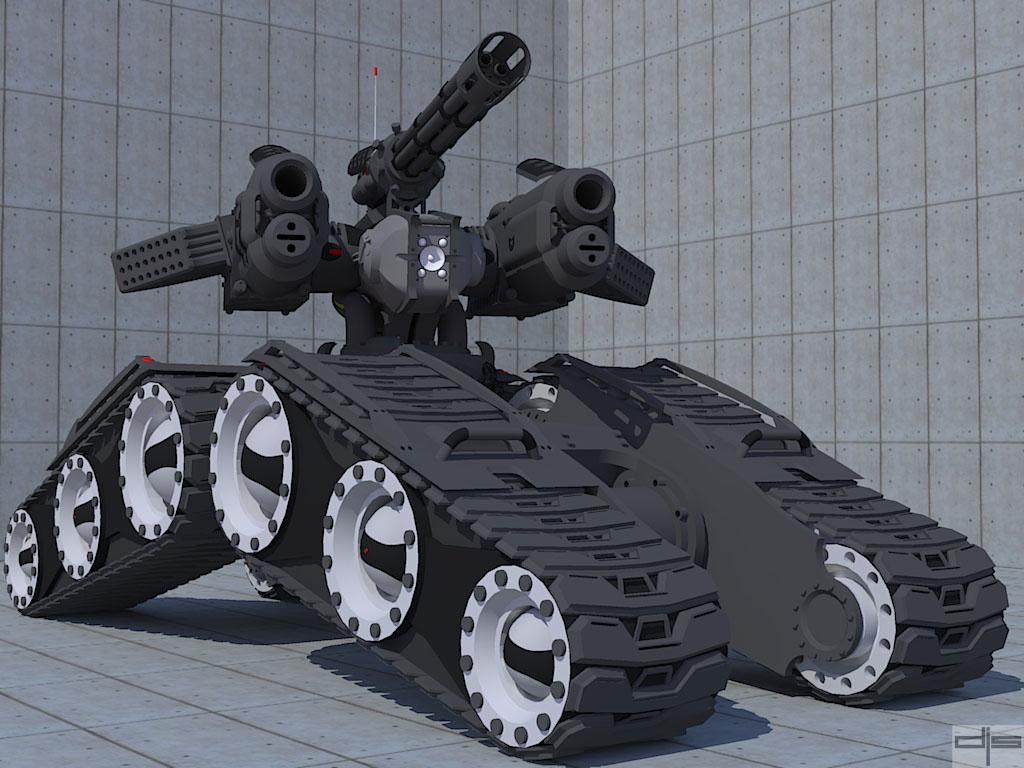 R.A.T. Tank by scooby61