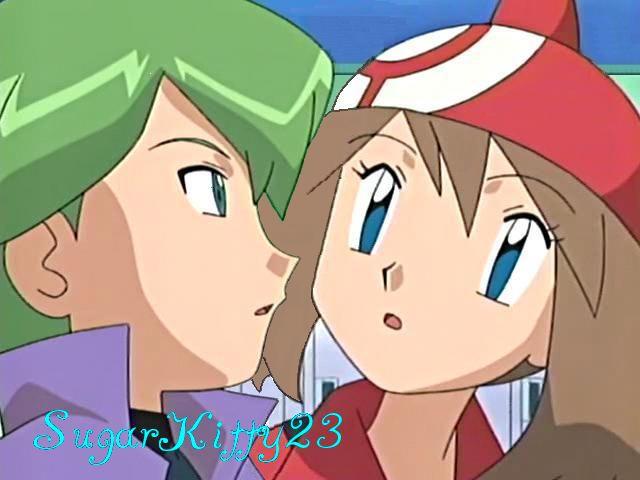 Pokemon Red Kissing Images   Pokemon Images