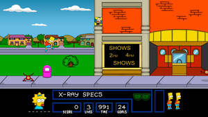 The Simpsons: Bart vs Space Mutants HD by Pejota1