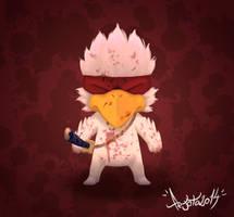 Nuclear Throne - Chicken Fan Art by Pejota1