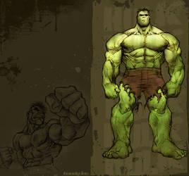 .:hulk:. by double-o-moose