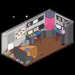MiB room by ArcineK