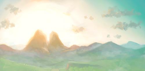 Hyrule Field by Pikas96