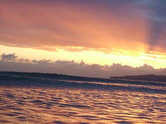 Sunset by atakanakata