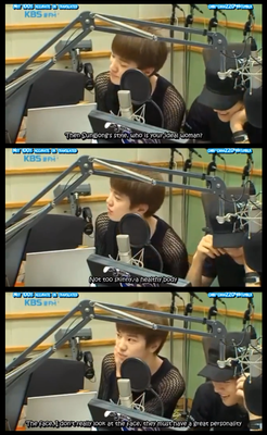 One of The Reasons Why Sungjong Is My Bias