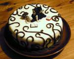 Second Lidka's Birthday Cake