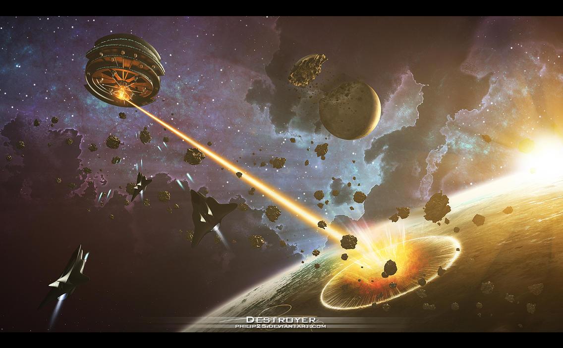 solar system destroyer - photo #12