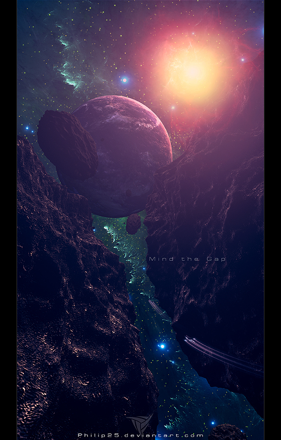 Mind the Gap by Philip25