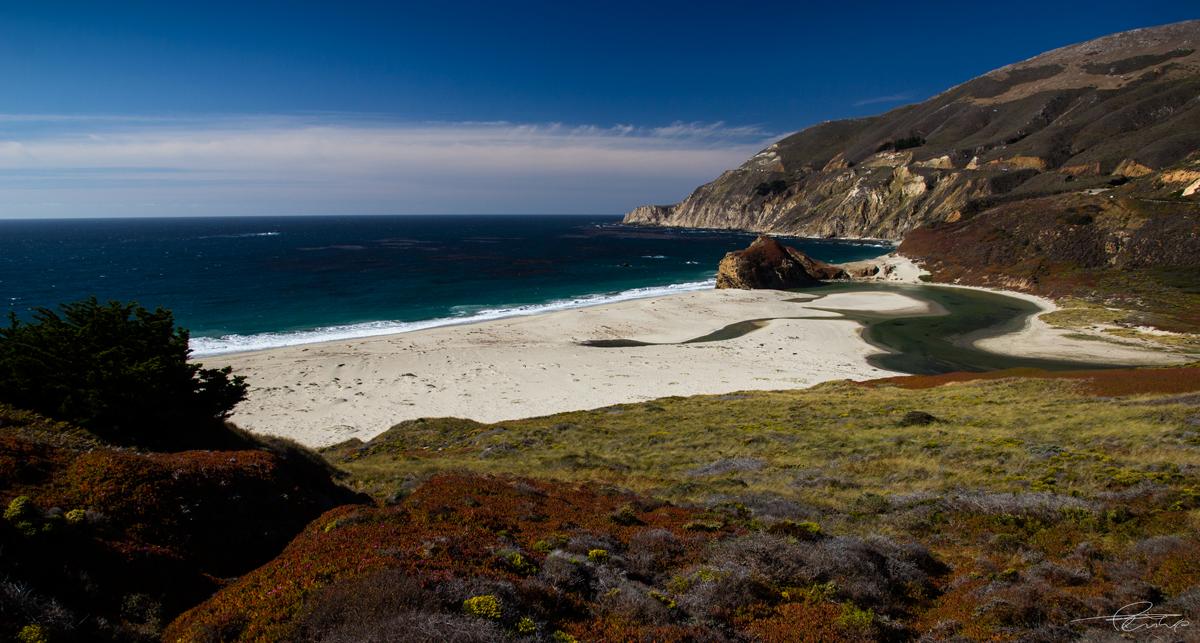 Pacific Coast California USA 2 by Philip25