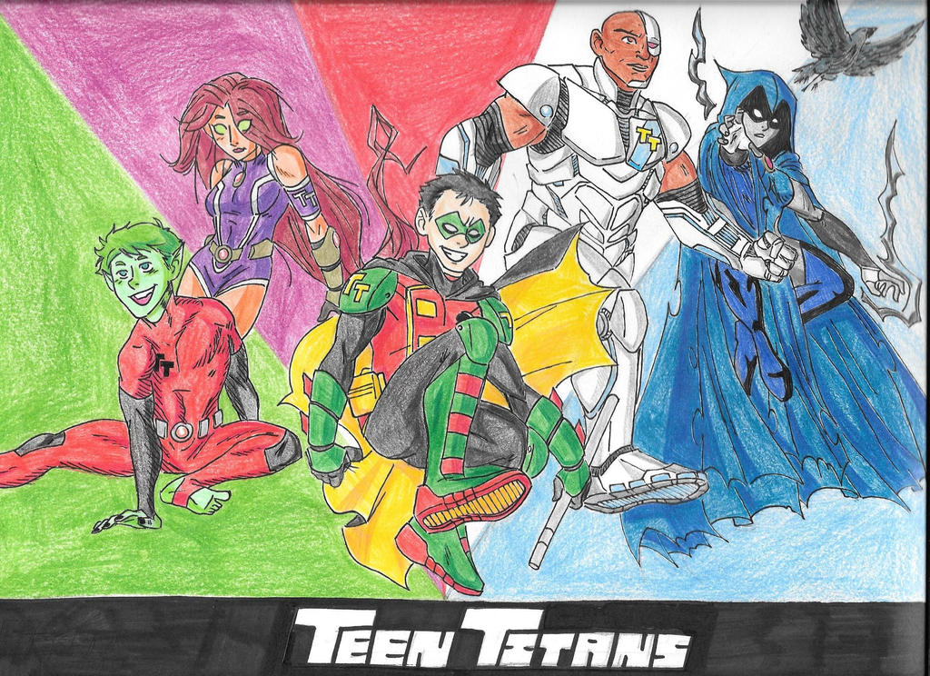 Teen Titans Project 6