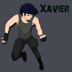 Xavier Concept Art ((Possible New Comic Idea))