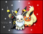 Shiny Eevee and friends [Request]