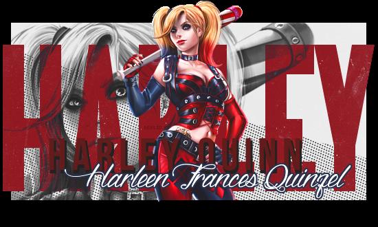 Harley Quinn - Sign