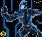 Kamen Rider Mach - Type Tron
