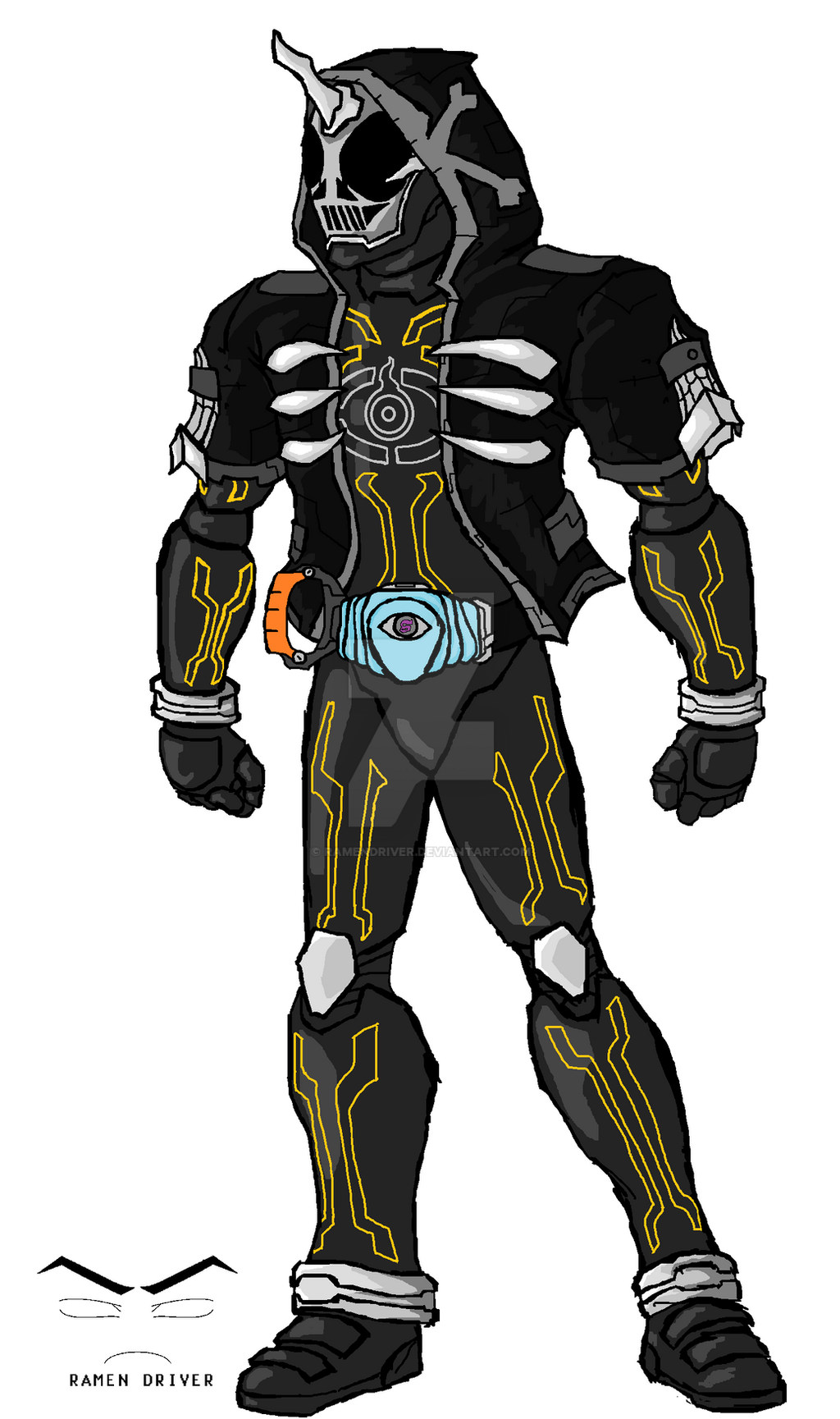 What if.. Kamen Rider Ghost by RamenDriver