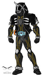 What if.. Kamen Rider Ghost