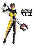 COMMISSION : Kamen Rider Chi