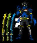 COMMISSION : Kamen Rider Pulse Spark