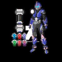 COMMISSION : Kamen Rider Apex