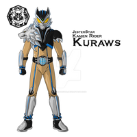 COMM: Kamen Rider Kuraws (Claws)
