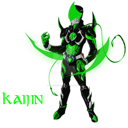 COMM: Kamen Rider Kaijin!