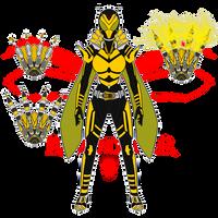 Kamen Rider ZaQueen